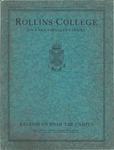 Rollins College on Lake Virginia's Shore; with Forward by Hamilton Holt by Rollins College
