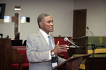 Opening remarks at St. Lawrence from Johnny L. Ford, former Mayor, Tuskegee, AL