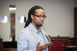 Opening remarks at St. Lawrence from Dr. Ibram X. Kendi, Univerity of Florida, Professor of African American History