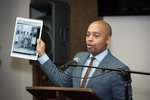 Opening remarks at St. Lawrence from Dr. Khalil Gibran Muhammad, Harvard University, Professor of History, Race, and Public Policy