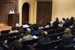 Opening remarks from Dr. Eleanor W. Traylor, Howard University, Washington D.C.