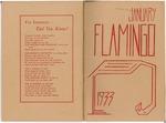 The Flamingo, January 1933
