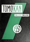The Tomokan Yearbook 1957 by Rollins College Students